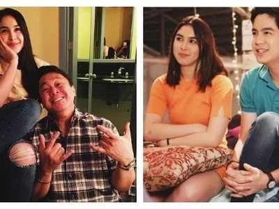 Anak na ang tawag sa kanya! Joshua Garcia shares his first meeting with Julia Barretto's dad Dennis Padilla