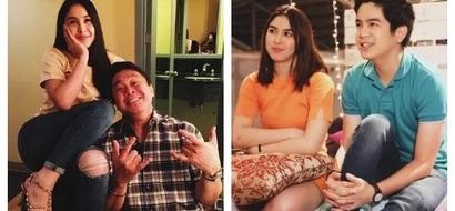 Anak na ang tawag sa kanya! Joshua Garcia shares his first meeting with Julia Barretto's dad Dennis Padilla