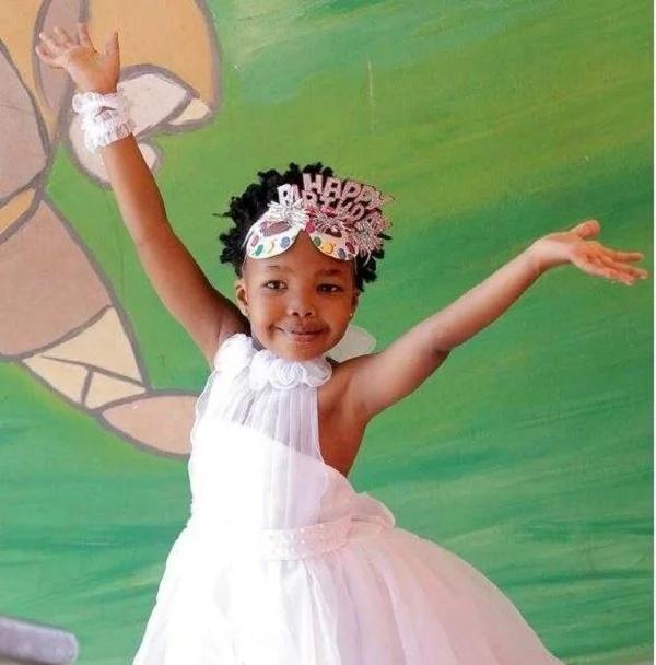 Jaguar's first daughter turns 5