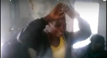Kakamega househelp who broke into a house and stole KSh 500,000 arrested, cries like a baby