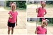 Adorable! Girl shows the world a simple stick she found on a walk and the world LOVES her (photos)