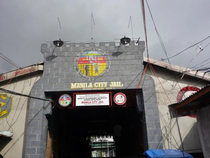 Manila City Jail P26-M makeover, now ongoing