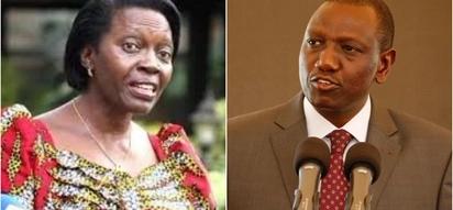 I cannot support William Ruto in 2022 - Martha Karua