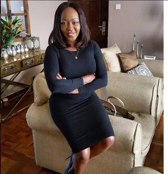 Citizen TV's Terryanne Chebet speaks after she was fired by Citizen TV