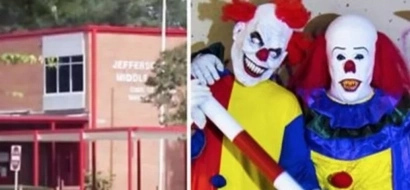 Kawawa naman si Ma'am! Violent 13 year-old student plans to hire 'killer clown' to MURDER her teacher