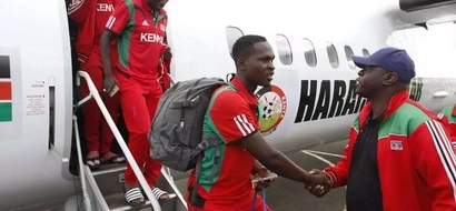 How Harambee Stars Captain Wanyama 'Embarrassed' Sports Minister At Airport