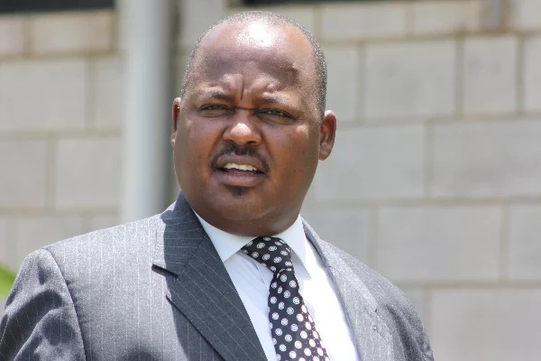 Powerful Jubilee MP defects from party