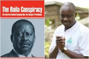 "How Fidel helped author of new and controversial book ""The Raila Conspiracy"""