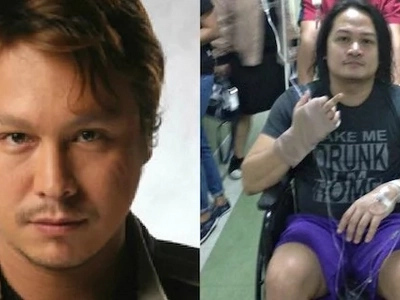 For a fresh start! Director replaces Ping Medina after controversial feud with Baron Geisler