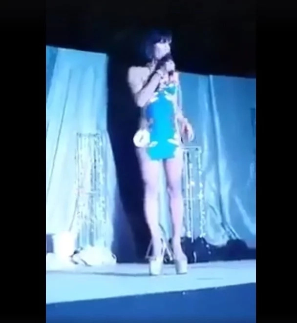 Pinay transgender impersonates famous Pinoy singers