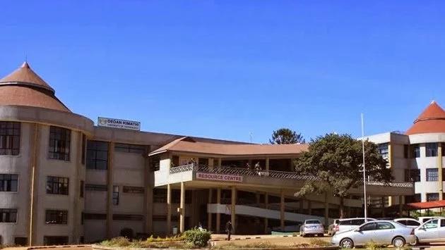 Dedan Kimathi University Courses