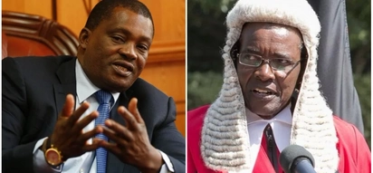 Speaker dismisses petition seeking to remove CJ Maraga from office