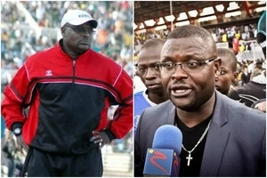 Former Harambee Stars coach Ghost Mulei flaunts his hot wife (Photos)