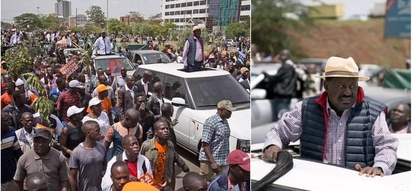 NASA leader Raila Odinga disagrees with police on number of people killed during his welcome back home party