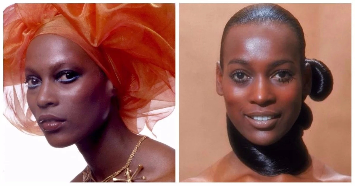 Meet late Naomi Sims who was the first dark skinned model to break the fashion industry with her beauty (photos)