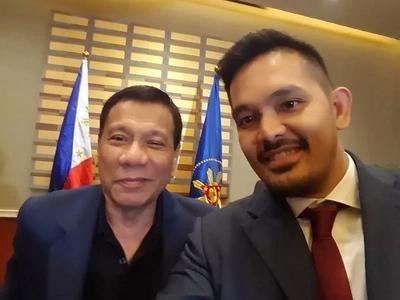 Galit na siya! Greco Belgica tinawag na 'hypocrites' ang mga bumabatikos kay Duterte