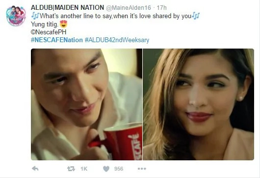 WATCH: Aldub's new kilig commercial; Netizens react