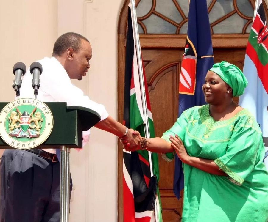 Uhuru Kenyatta's new look cabinet