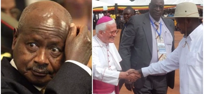 Uganda's President Museveni goes biblical, claims he will resurrect like Jesus Christ when he dies