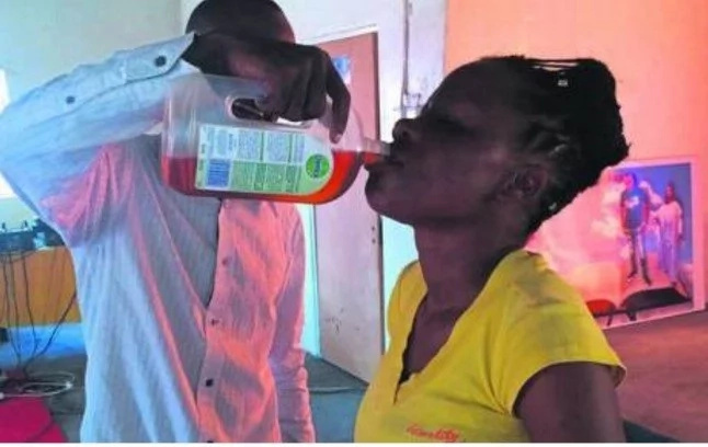 Pastors who have given TOXIC substances to their congregants are in legal trouble