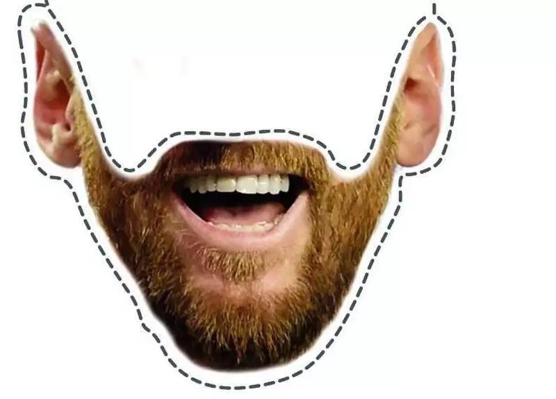 Todos con barba, por el ídolo