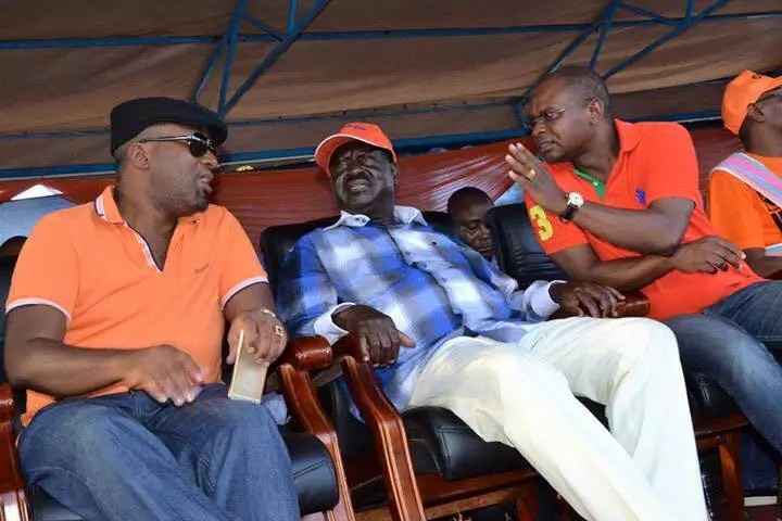 See how Raila pushed for ODM support in Malindi