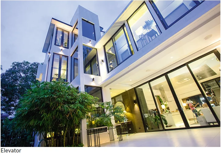 INSIDE LOOK: Zsa Zsa and Conrad's Modern Asian House is a home fit for a divine diva