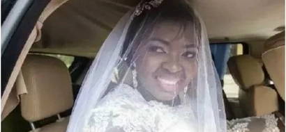 This cute woman dies 38 days after her wedding (photos)