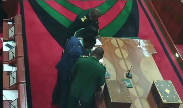 Raila and NASA co principals mourn deceased Kitui West MP Francis Nyenze