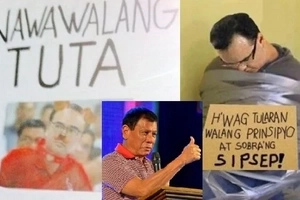 These tweets prove that ex-Senator Alan Peter Cayetano is a f*cking joke