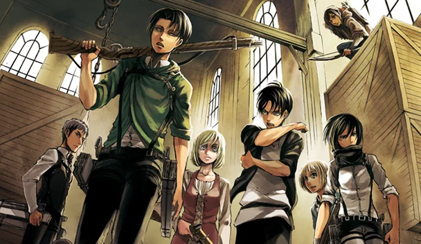 List of 5 best manga on Mangafox. Top stories of all time