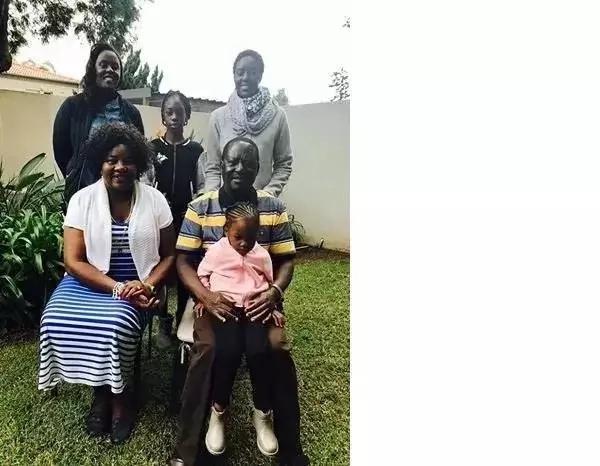 Hivi ndivyo Raila Odinga alivyosheherekea PASAKA (PICHA)