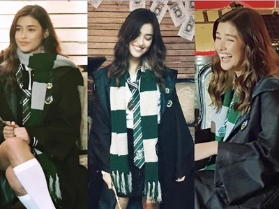 Surprise! Liza Soberano all smiles with magical Harry Potter birthday