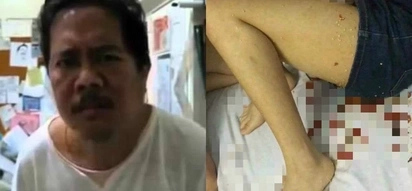 Cheating wife gets caught by her husband, what he did to her next is not for the faint-hearted
