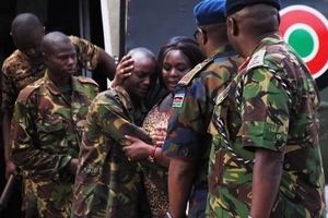 HEARTBREAKING last message of KDF soldier killed in Somalia