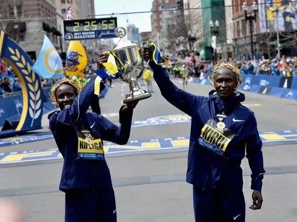 Kenyans win