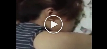So this is the best way to wake up a sleeping friend? Netizen shares video of her 'bes' waking up to crush's phone call