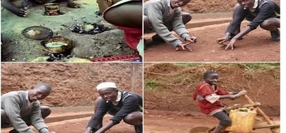 10 killer photos that will take you back to your village childhood