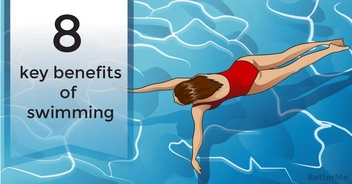 The top 8 benefits of swimming