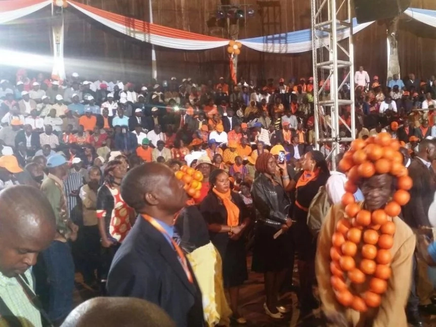 As Raila is shaping up the grand coalition, here is what Uhuru is upto