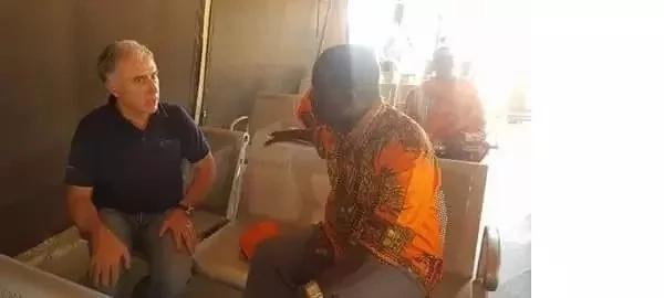 Taharuki Turkana baada ya vijana kufyatua RISASI katika mkutano wa Raila