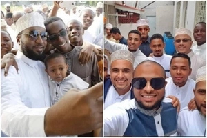 Exclusive photos of local Muslim celebrities as they mark Eid-Ul-Fitr