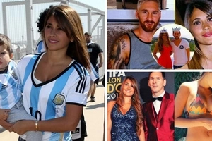 Top footballer Lionel Messi sets wedding date to marry his beautiful girlfriend!