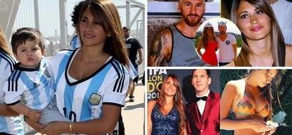 Top footballer Lionel Messi sets wedding date to marry his beautiful girlfriend!