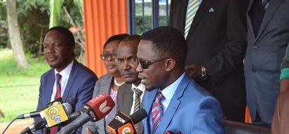 Another MP follows Ababu Namwamba, resigns from key ODM position