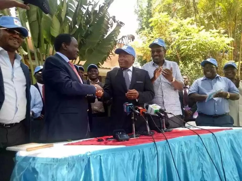 Crucial meeting by ODM MP's that could deal a major blow to Kalonzo Musyoka