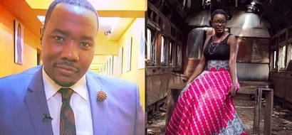 Citizen TV's Willis Raburu will regret after his ex resurfaces with TOTAL beauty and elegance (photos)
