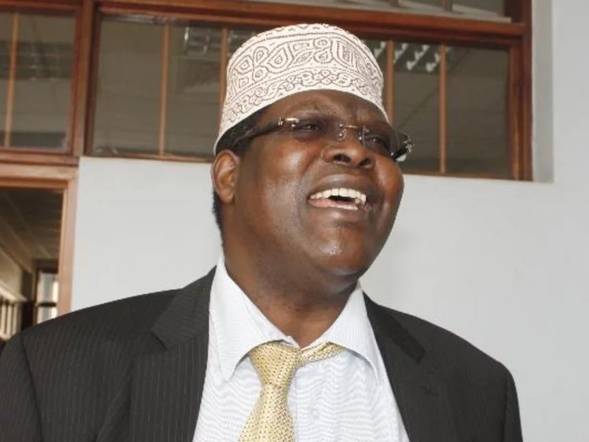 Finally, Miguna Miguna unveils his 24-year-old running mate