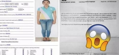 Uh-oh! This netizen warns of this terrible Pinay maid in Singapore who did this to her employer