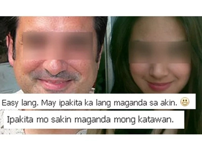 Strange man contacted this woman on Facebook and offered her a 'business'. You will be ENRAGED when find out WHAT he offered to this shy Filipina!